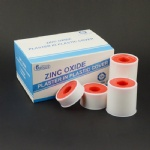 Zinc oxide adhesive plasters